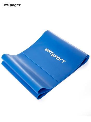 Niebieska guma do ćwiczeń poziom trudny                                  zdj.                                  4