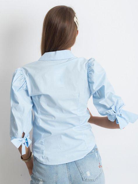 Niebieska koszula Diva                              zdj.                              2