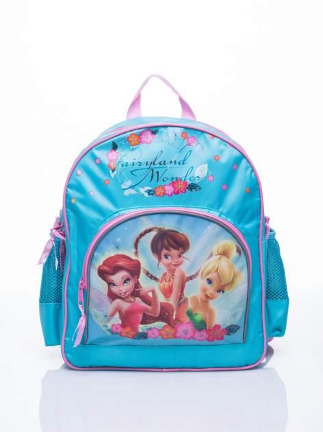 Niebieski plecak szkolny DISNEY Dzwoneczek                                  zdj.                                  1
