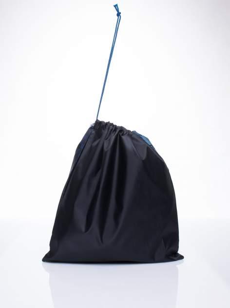 Niebieski plecak worek DISNEY Auta                                  zdj.                                  2