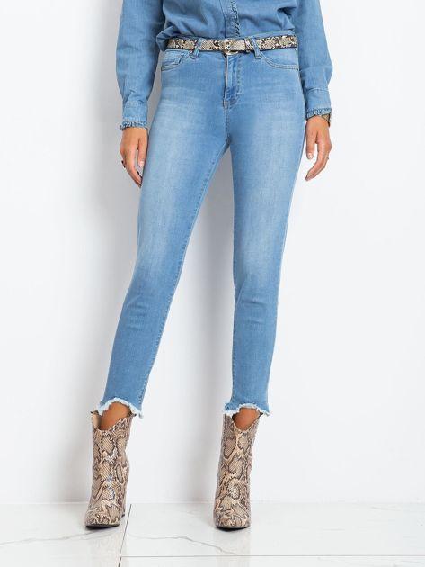 Niebieskie jeansy Carlita                              zdj.                              1