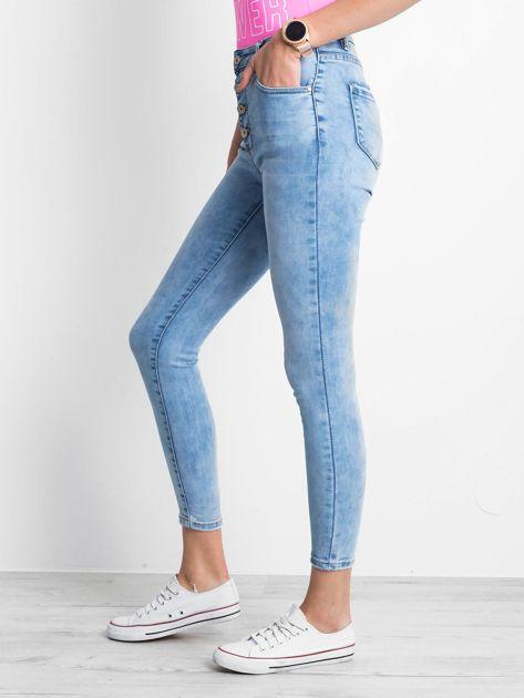 Niebieskie jeansy Complements                              zdj.                              3