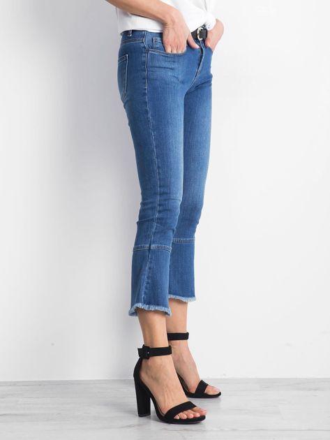 Niebieskie jeansy Emblematic                              zdj.                              3