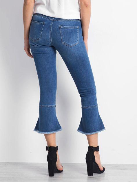 Niebieskie jeansy Emblematic                              zdj.                              2