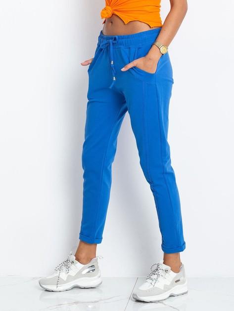 Niebieskie spodnie Approachable                              zdj.                              3