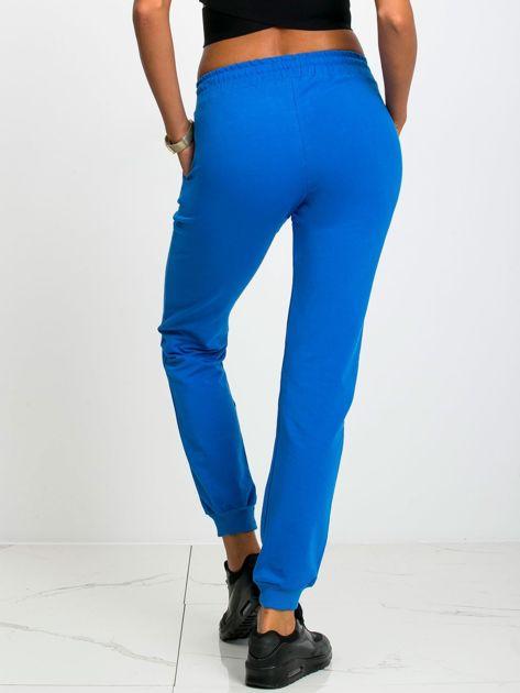 Niebieskie spodnie Faster                              zdj.                              2