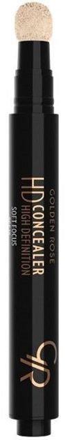 Nowość!!! GOLDEN ROSE HD Concealer - Korektor HD pod oczy 02 3 ml