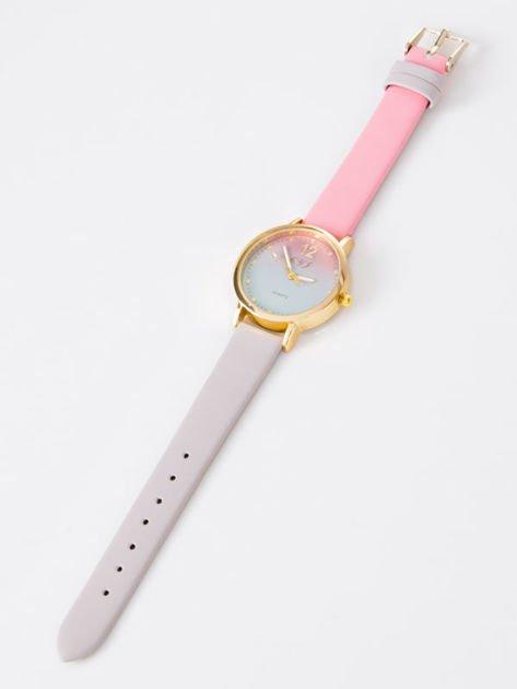 OMBRE delikatny zegarek damski                              zdj.                              3