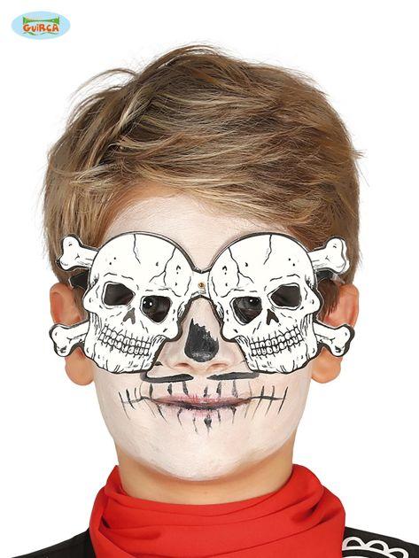 Okulary czaszki                              zdj.                              1