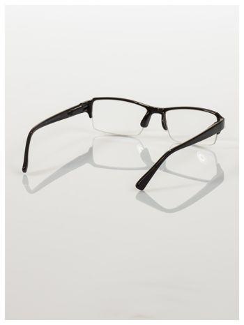 Okulary korekcyjne +2.0 D do czytania z systemem FLEX na zausznikach +GRATIS PLASTIKOWE ETUI I ŚCIERECZKA Z MIKROFIBRY                                  zdj.                                  5