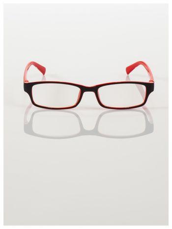 Okulary korekcyjne dwukolorowe do czytania +2.0 D                                    zdj.                                  3