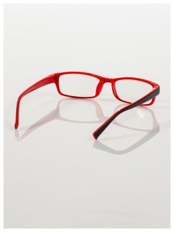 Okulary korekcyjne dwukolorowe do czytania +3.0 D                                    zdj.                                  4