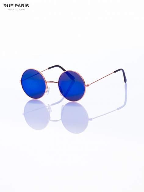 Okulary przeciwsłoneczne LENONKI lustrzanki