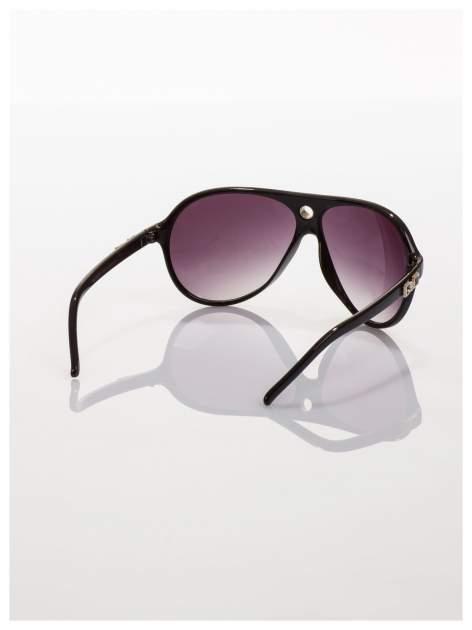 Okulary w stylu Beckhamki                                  zdj.                                  3