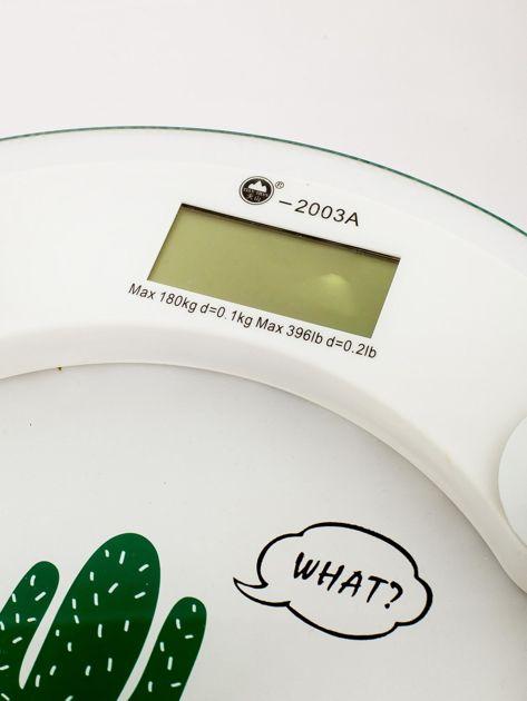 Osobowa waga łazienkowa z cyfrowym wyświetlaczem                              zdj.                              5