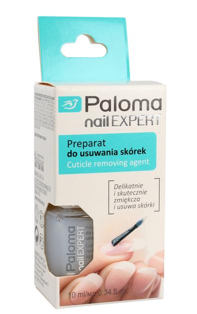 """Paloma Nail Expert Preparat do usuwania skórek  10ml"""""""