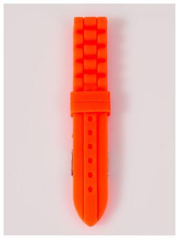 Pasek silikonowy do zegarka 18 mm                                  zdj.                                  2