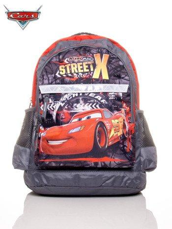 Plecak szkolny chłopięcy nadruk CARS