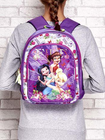 Plecak szkolny dla dziewczynki FAIRIES