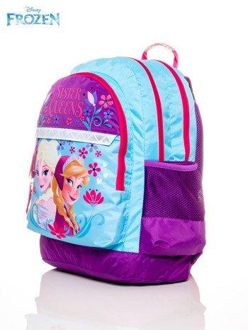 Plecak szkolny dla dziewczynki z motywem bajki FROZEN
