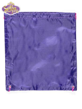 Plecak typu worek z motywem SOFIA THE FIRST