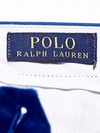 RALPH LAUREN Niebieskie spodnie męskie                                  zdj.                                  4