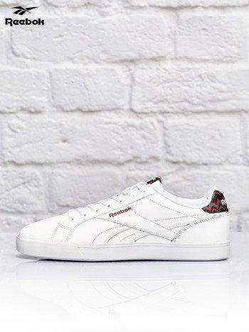 REEBOK Białe buty sportowe męskie Royal Complete 2LL                               zdj.                              5