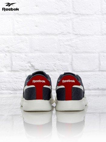 REEBOK Grafitowe buty sportowe męskie Royal EC Ride                              zdj.                              4