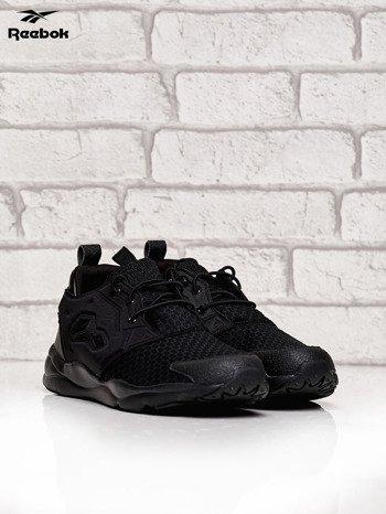 REEBOK czarne buty męskie Furylite o futurystycznym kształcie                              zdj.                              2