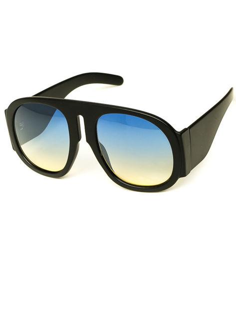 RETRO Okulary Przeciwsłoneczne OMBRE                              zdj.                              1