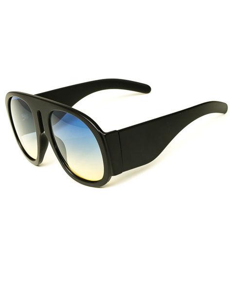 RETRO Okulary Przeciwsłoneczne OMBRE                              zdj.                              2