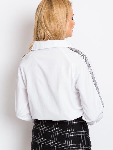 RUE PARIS Biała koszula Catrina                              zdj.                              2