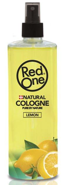 RedOne COLOGNE WODA KOLOŃSKA W SPRAYU LEMON 150 ML