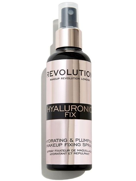 Revolution Hyaluronic Fixing Spray Utrwalacz Makijażu W Sprayu 100ml
