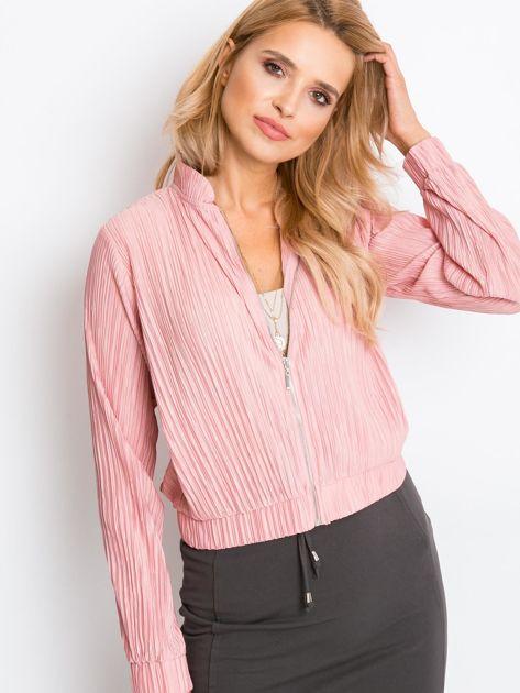 Różowa bluza Amari                              zdj.                              1