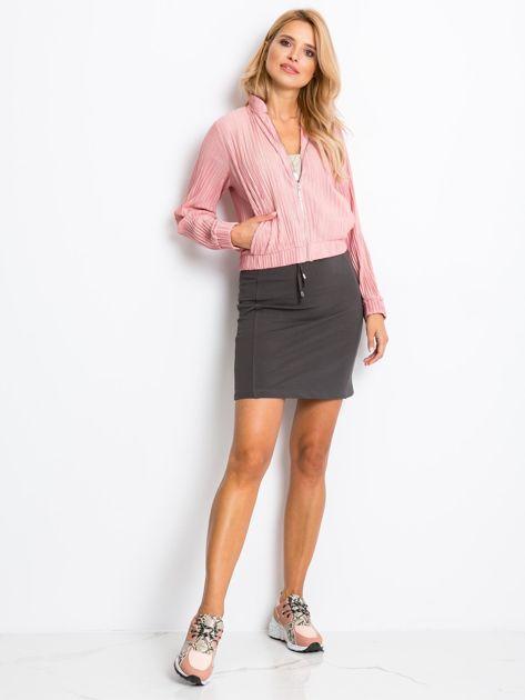 Różowa bluza Amari                              zdj.                              4
