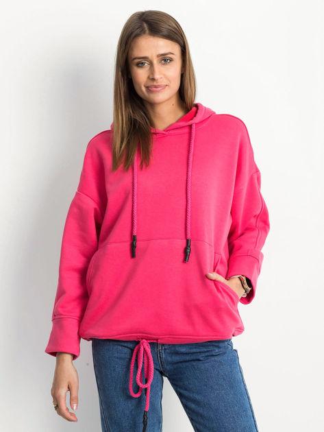 Różowa bluza Replicating                              zdj.                              1