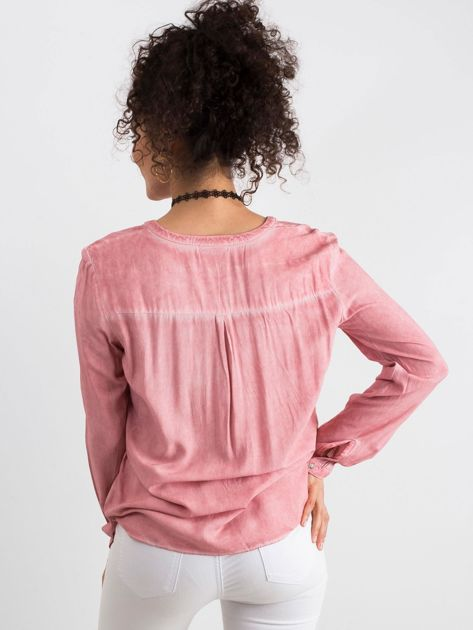 Różowa bluzka Galore                              zdj.                              2