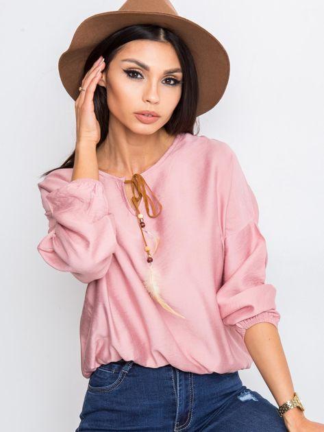 Różowa bluzka Several                              zdj.                              1