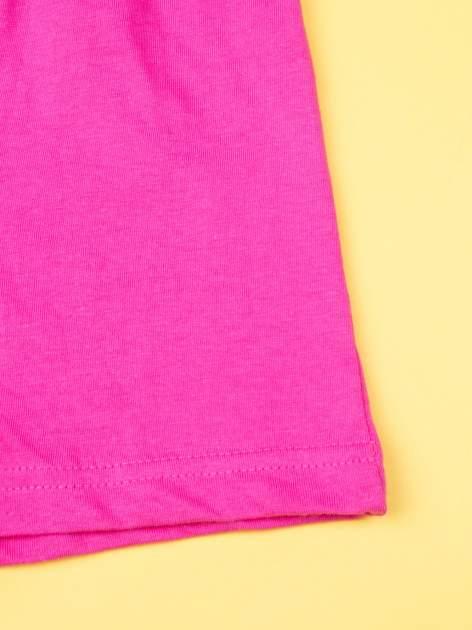 Różowa piżama dla dziewczynki JEJ WYSOKOŚĆ ZOSIA                                  zdj.                                  9