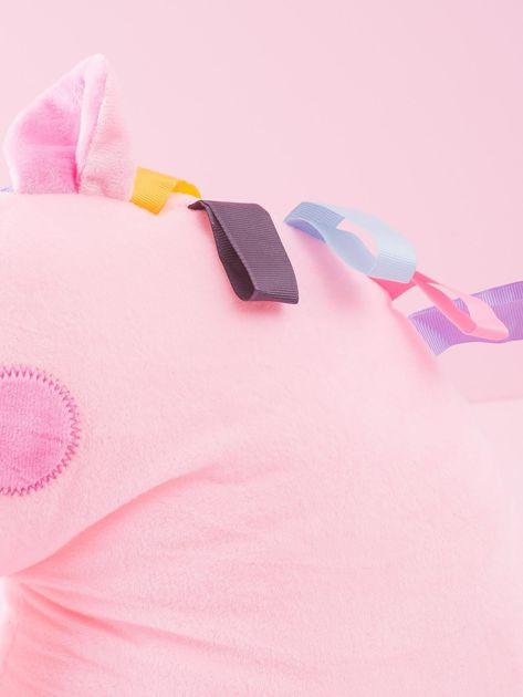 Różowa poduszka Jednorożec                              zdj.                              5
