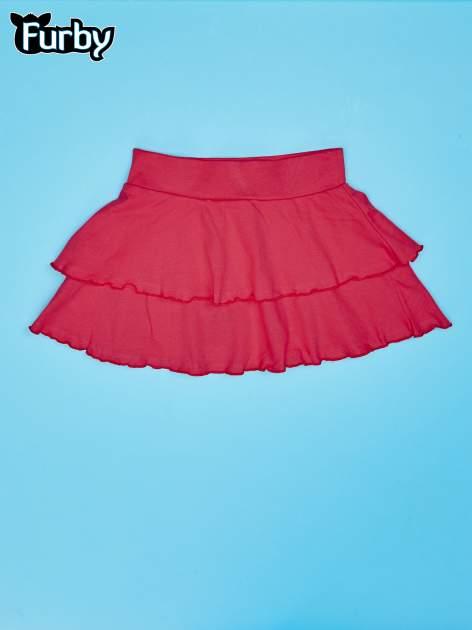 Różowa spódnica dla dziewczynki FURBY                                  zdj.                                  2
