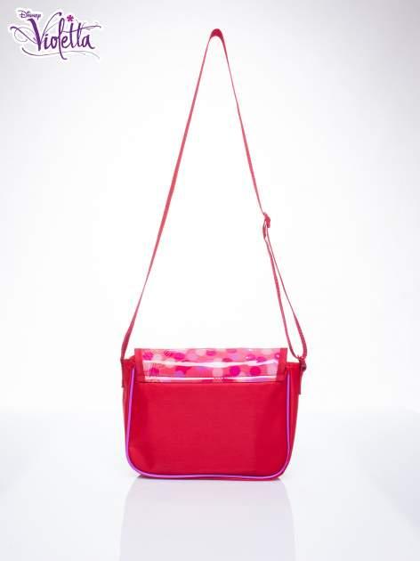 Różowa torba szkolna DISNEY Violetta                                  zdj.                                  3