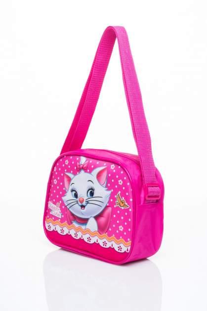 Różowa torba szkolna DISNEY kotka Merie                                  zdj.                                  2