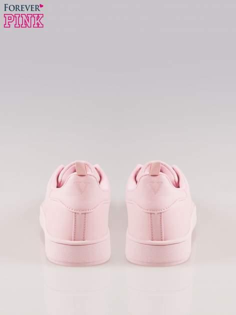 Różowe buty sportowe damskie                                  zdj.                                  3