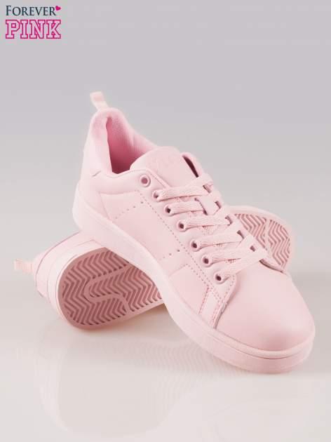 Różowe buty sportowe damskie                                  zdj.                                  4
