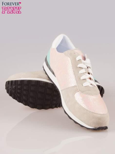 Różowe miejskie buty sportowe Love Affair                                  zdj.                                  4