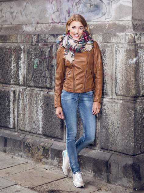 Różowe miejskie buty sportowe Love Affair                                  zdj.                                  5