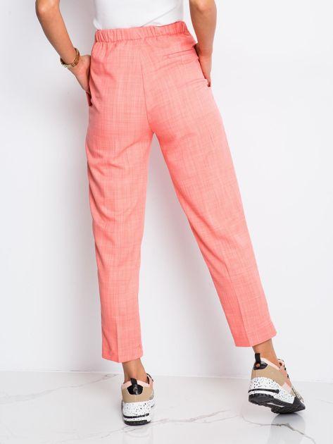Różowe spodnie Honey                              zdj.                              2