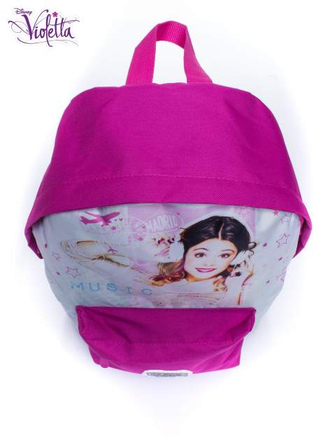 Różowy plecak szkolny DISNEY Violetta                                  zdj.                                  5